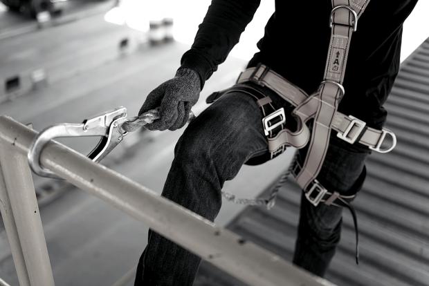 verankering voor veilig werken