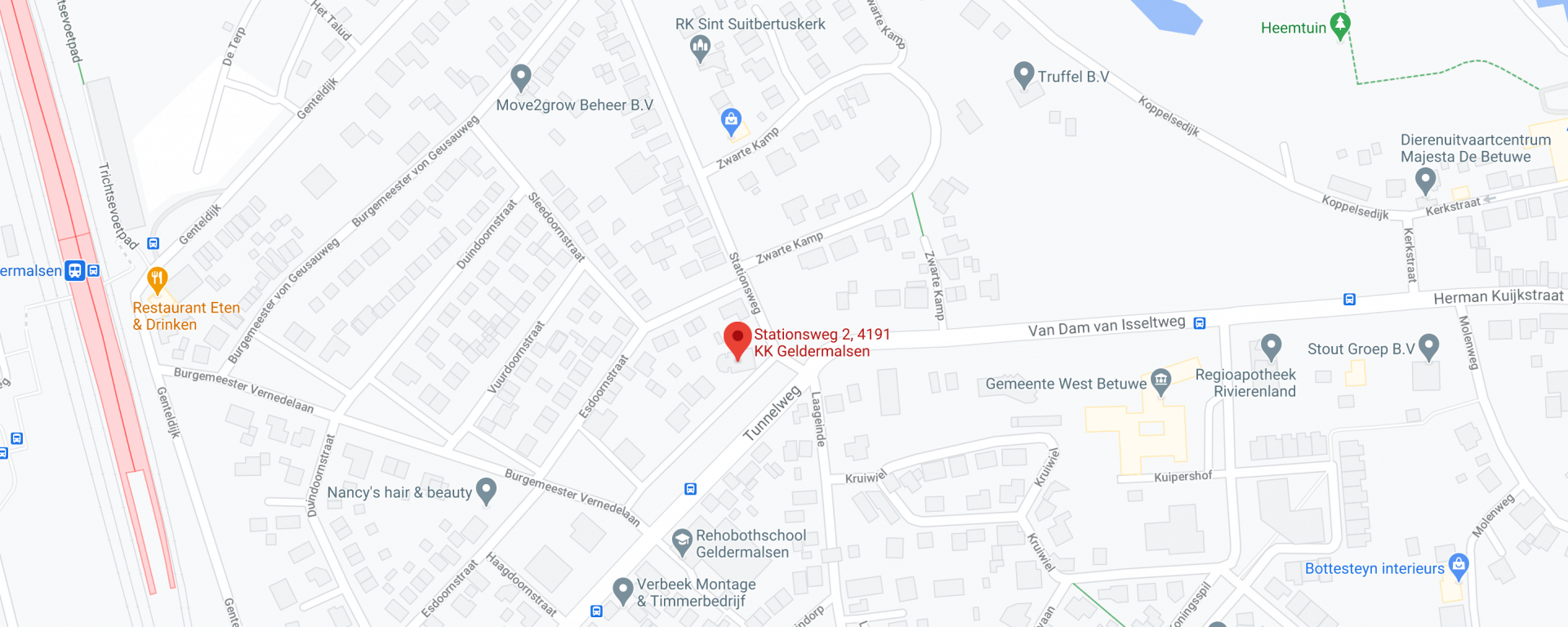 locatie Normec Certification